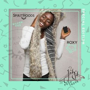 ROXY Limited Edition Silver Fox Spirithood